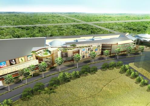 Festive Walk Mall Project