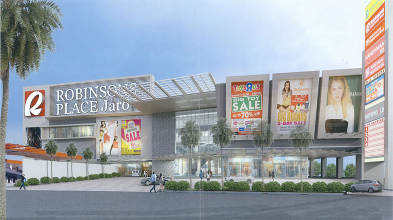 Robinsons Place Jaro Project