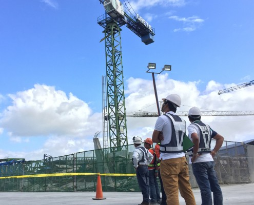 MCPI Towercrane