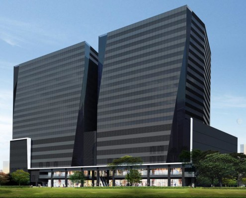 Exxa and Zeta Tower Project