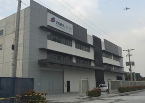 MCPI Parex Warehouse