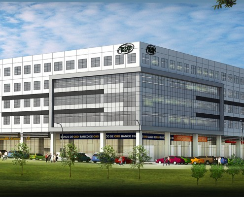 Ortigas Technopoint 1 Project
